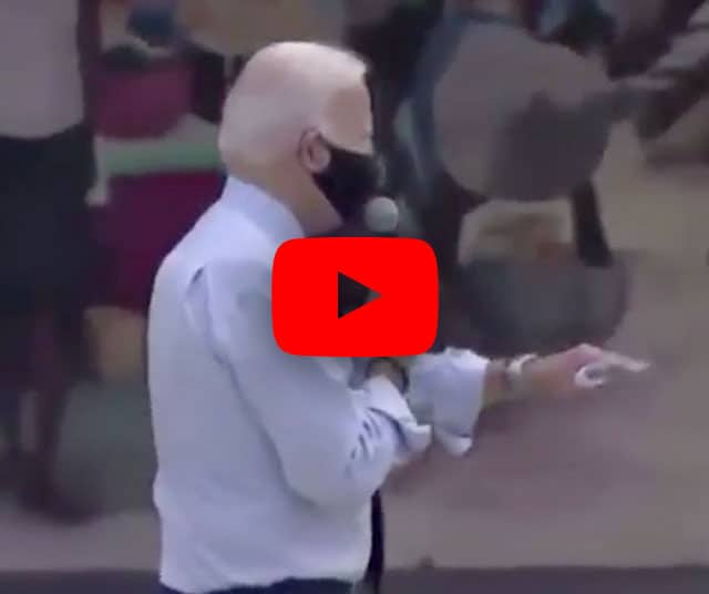VIDEO: Joe Biden says he wants to watch little girls dance when they are 4 years older